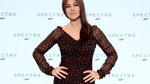 Monica Bellucci túlragyogta James Bondot