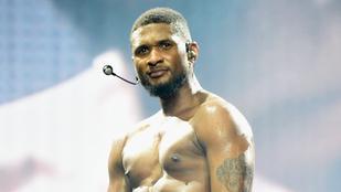 Ez nem vicc: Usher egy nő vaginájában töltötte az iPhone-ját