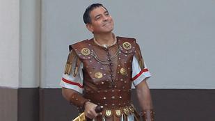 Na jó, ezt tényleg nem vártuk George Clooney-tól