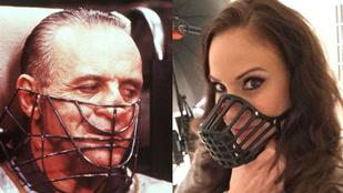 Látta már Andy Vajna feleségét szájkosárban?