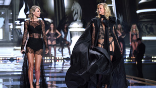 Victoria's Secret modellel smárolt Taylor Swift