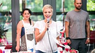 Tatár Csillát még nem ereszti a TV2