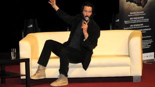 Keanu Reeves becsületes megtaláló volt