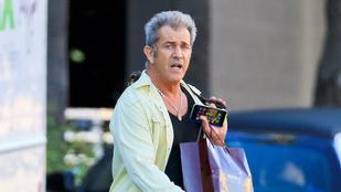 Atyaég, hogy néz ki Mel Gibson?!!?