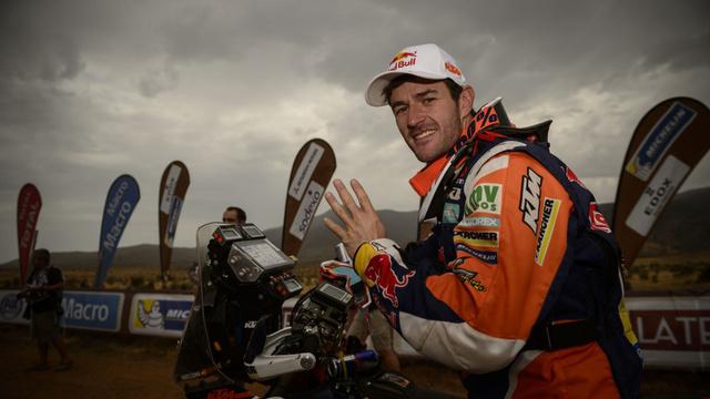 Marc Coma 2014-ben behúzta a negyedik Dakar-győzelmét