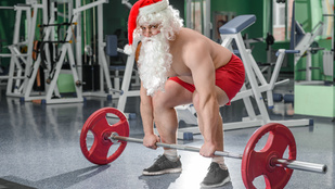 Leadná a karácsonyi túlsúlyt? Ezeket a gyakorlatokat kerülje!