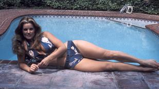Igen, Elvis felesége ilyen iszonyú dögös volt