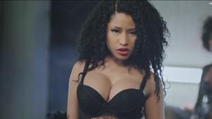 Nicki Minaj dugott Drake-kel?