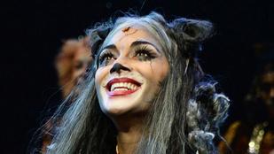 Így néz ki Nicole Scherzinger a Macskákban