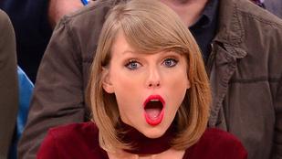Taylor Swift elég menő születésnapi köszöntést kapott