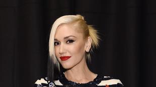 A 45 éves Gwen Stefani tinédzsernek néz ki