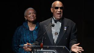 Lánya és felesége is kiáll Bill Cosby mellett