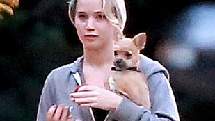 Jennifer Lawrence így öltözik fel, ha átugrik egy haverhoz pizzázni