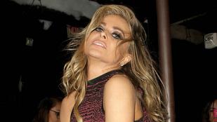 Carmen Electra bemutatta a világ legkevésbé szexi rúdtáncgyakorlatát