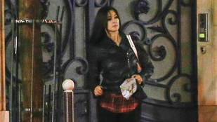 Monica Bellucci egy átlagos napon is nagyon jól néz ki