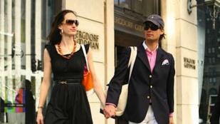 Ez a gazdag chilei házaspár a világ két legnagyobb seggfeje