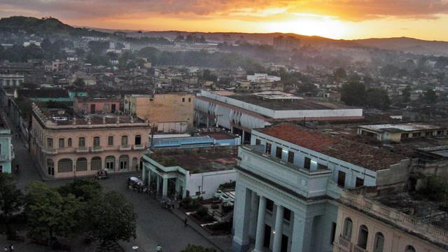 Santa Clara látképe