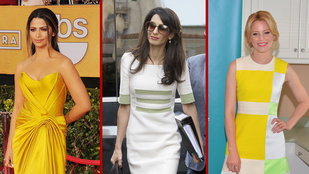 2014-ben ők képviselték az eleganciát a celebvilágban