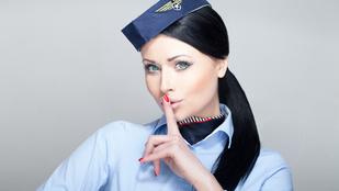 Ismerje meg a légikísérők titkos nyelvét!