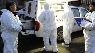Halott csecsemőt találtak Csepelen