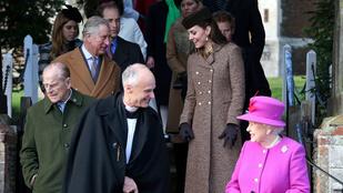 Erzsébet-királynő vagy Katalin-hercegné nézett ki jobban a misén?
