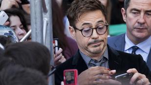 Zseniális Robert Downey Junior karácsonyfája