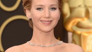 Jennifer Lawrence-szel keresték a legtöbb pénzt idén