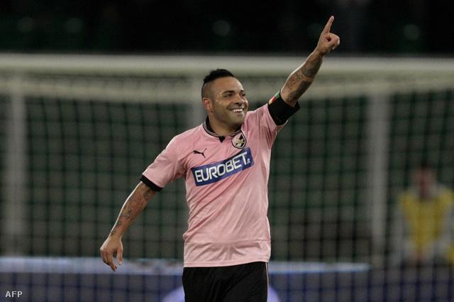 Miccoli a Palermóban szórta a gólokat