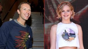 Állítólag együtt szilveszterezett Jennifer Lawrence és Chris Martin