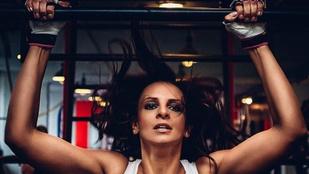 Na vajon melyik celeb kezdi kemény edzéssel az évet?