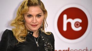 Látta már Madonnát teljesen elbizonytalanodni?