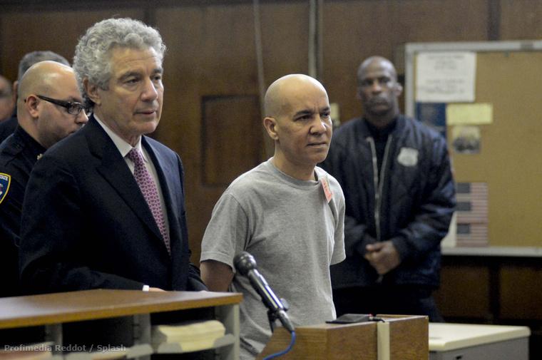 Pedro Hernandez a bíróság előtt