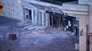 Lehel utcai bankrobbantás: lakat alatt az információk