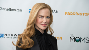 Tizenöt friss kép Nicole Kidmanről, amelyek jók is