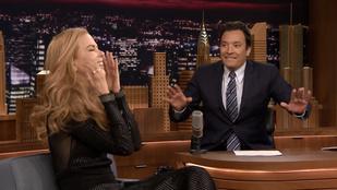 Nicole Kidman egyszer ráhajtott Jimmy Fallonra, de ez Jimmy Fallonnak nem tűnt fel