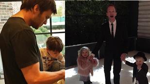 Ki a cukibb apuka, Neil Patrick Harris vagy Tom Brady?