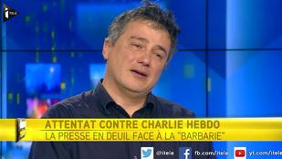 A Charlie Hebdo mentős munkatársa küzdött a barátai életéért