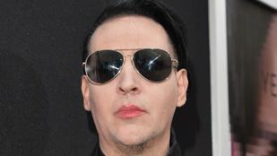 Marilyn Manson alsógatyában szexel