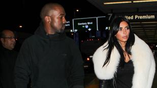 Kőműves dekoltázst villantott Kim Kardashian