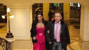 Schoberték Las Vegasba mentek újraházasodni