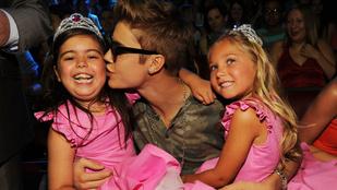 Ismerje meg Sophia Grace Brownlee-t, aki Justin Biebert is simán lekörözi