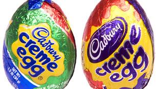 Kiakadtak a britek, mert megint eggyel kevesebb csokitojást kapnak