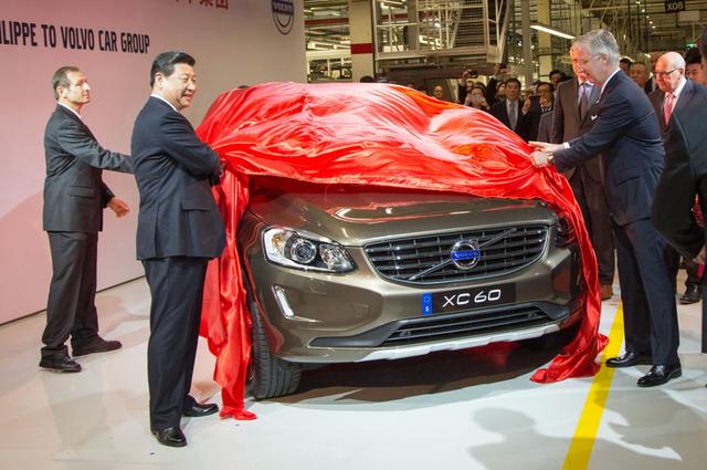 Kínai Volvo, most már Amerikának is
