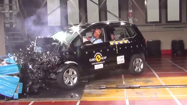 A Volkswagen Golf Sportsvan is ötcsillagos eredményt ért el