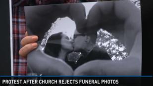 Megszakították a temetését, mert leszbikus volt