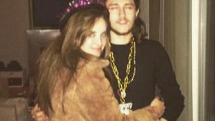 Miley Cyrus öccse Patrick Schwarzenegger nővérével járhat