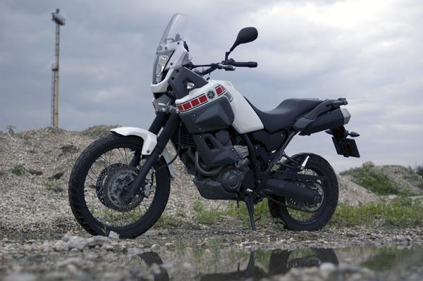 A Yamaha XT660Z Ténéré belefér az A2-es jogosítványba