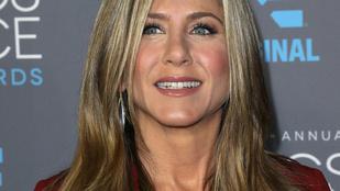 Aniston a melleivel akart nyerni a Critics' Choice-on
