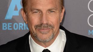 60 éves lett a világ legunalmasabb színésze, Kevin Costner