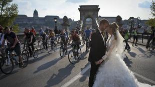 Romantikában és bringákban a legjobb Budapest